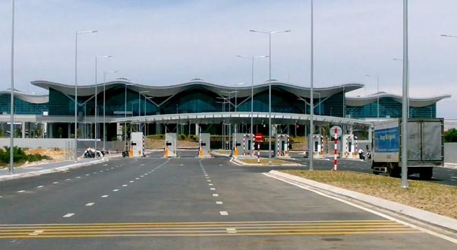 Nhà ga quốc tế Cam Ranh